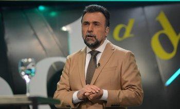 Navarro, lapidario contra los periodistas del Debate 2019 | Debate 2019
