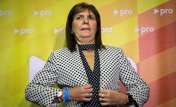 Denuncian a Patricia Bullrich por apología del crimen | Derechos humanos