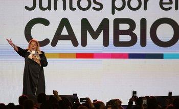 Carrió no irá en el búnker de Juntos por el Cambio para esperar los resultados | Elecciones 2019