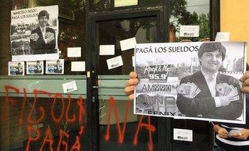 Noticias Argentinas no paga el sueldo porque tienen los fondos en dólares | Crisis en los medios