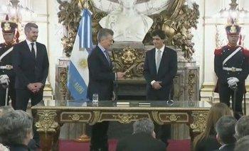 La broma de Macri a Lacunza en medio de la crisis   Hernán lacunza