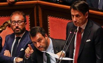 Renunció el primer ministro de Italia, Giuseppe Conte  | Italia