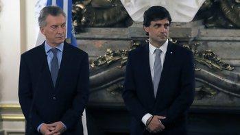 """Macri: """"El equipo económico se comprometió a mantener el dólar como está""""   Elecciones 2019"""