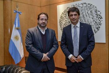 Marco Lavagna le pidió al Gobierno renegociar con el FMI | Crisis económica