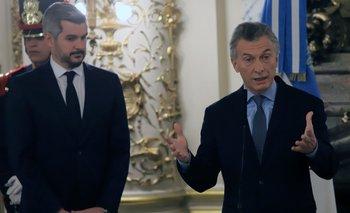 Mauricio Macri y Marcos Peña, los políticos con peor imagen | Encuestas