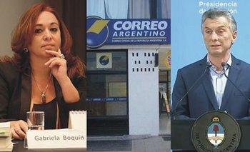 El gremio de judiciales apoya a la fiscal de la causa del Correo Argentino | Causa correo argentino