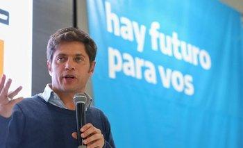 Kicillof criticó las medidas del Gobierno porque desfinancian la Provincia   Elecciones 2019