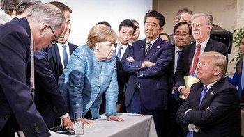 Cumbre del G7: cuando los pirómanos se disfrazan de bomberos | Francia