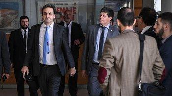 Ramos Padilla pidió al Consejo que inicie la remoción de Bonadio | Espionaje ilegal
