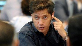 Axel Kicillof lamentó la muerte de Jorge Cortés | Luto