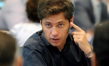 Axel Kicillof lamentó la muerte de Jorge Cortés | Murió