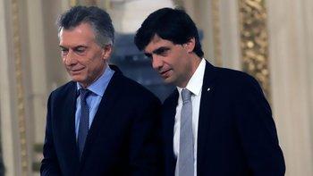 """Lacunza reconoció que el dólar está """"en su nivel más alto en 12 años""""    Crisis económica"""