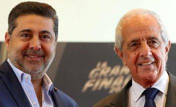 El presidente de River ya palpita un nuevo Superclásico en la Libertadores | Jorge d'onofrio