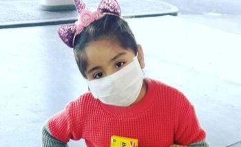 Salta: una niña necesita un remedio que cuesta $124 mil para vivir | Abandono del estado