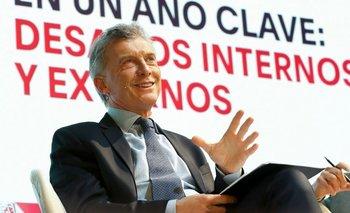 Tarifazo: el Gobierno le permite a las empresas invertir menos | Macri presidente