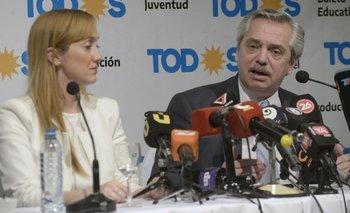 Para Alberto Fernández las paritarias no deben tener techo | Elecciones 2019