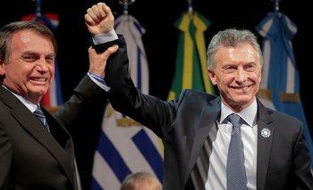 Incendio en Amazonas: Macri le ofreció ayuda a Bolsonaro | Incendio en el amazonas