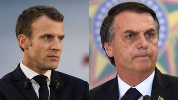 Amazonas: Francia se niega a firmar el acuerdo Mercosur – UE por Bolsonaro | Incendio en el amazonas