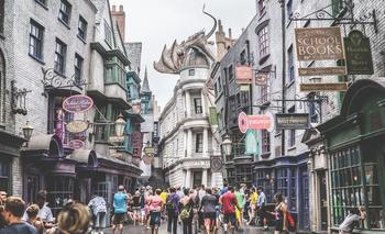 El Magic Kingdom, uno de los parques más sorprendentes de Disney | Disney