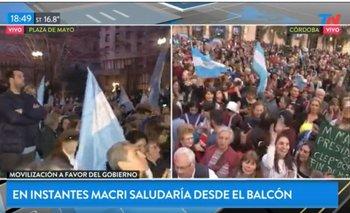 La escandalosa revelación de una notera de TN por la marcha del 24A a favor de Macri | Tn
