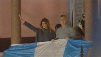 El insólito video de despedida de Macri que difundió en las redes   El traspaso
