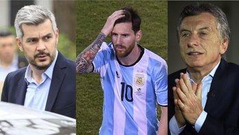 La absurda comparación entre Macri, Peña y Messi | Elecciones 2019