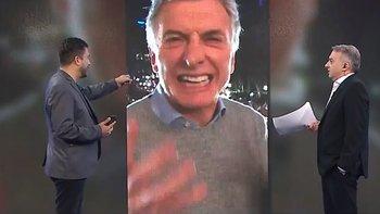 ¿Qué dice el lenguaje no verbal de Macri en el balcón de la Casa Rosada? | Video