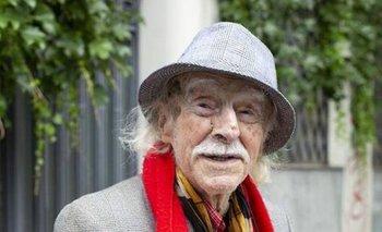 A los 99 años, murió Max Berliner   Actor y director