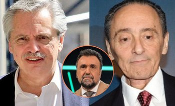 Roberto Navarro reveló qué le dijo Alberto Fernández a Magnetto  | Grupo clarín