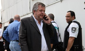 Stornelli pidió que caso de espionaje ilegal pase a Py | Espionaje a cristina