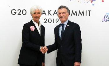 La Justicia evalúa la legalidad del acuerdo con el FMI | Deuda externa