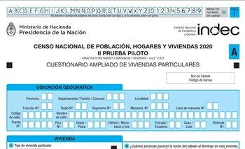 Censo 2020: el Gobierno planea eliminar el anonimato y pedir el DNI | Censo 2020