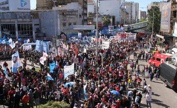 Miércoles de protestas: así será la jornada de lucha de los movimientos sociales  | Pobreza