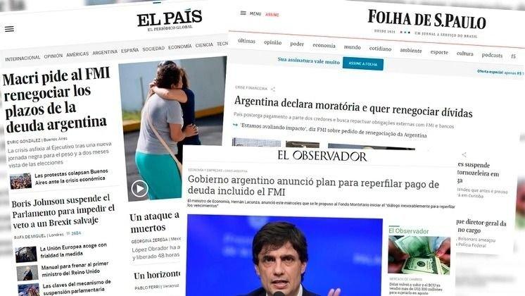 Resultado de imagen para argentina default