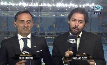 El tenso momento que vivió Mariano Closs en la Copa Libertadores | Copa libertadores