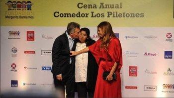 Quiénes son los famosos que fueron a la cena de Margarita Barrientos y Macri | Famosos