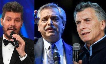 Tinelli destrozó a Macri y le dio la razón a Alberto Fernández   Marcelo tinelli