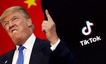 Trump prohibirá Tik Tok en 45 días si no venden la empresa | Tik tok