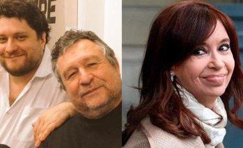 El inesperado elogio de Wiñazki a Cristina Kirchner   Animales sueltos