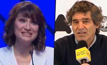 Santillán comparó a Quirós con el cantante de 'Los Palmeras' | Canal 13