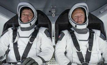 Mirá en vivo el regreso de los astronautas del SpaceX | Astronautas