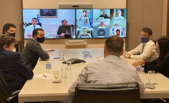 Guzmán se reunió con CFK por la deuda | Deuda externa
