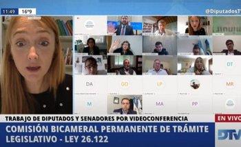 Escándalo: Tonelli mandó a callar a Fernández Sagasti en pleno debate | Congreso de la nación