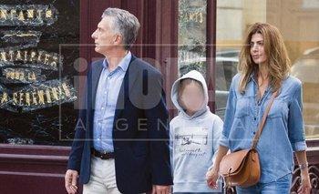 Las fotos de la huida de Mauricio Macri en Francia | Corrupción m