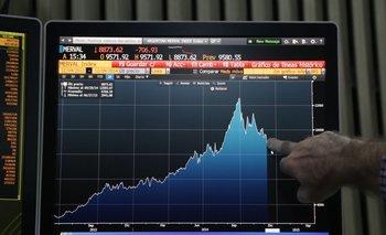 Vuelan bonos y acciones argentinas tras anuncio del canje | Deuda externa