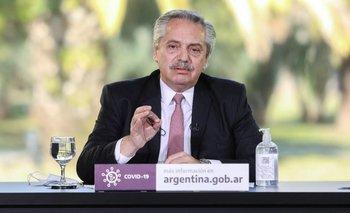 Alberto pone en marcha un ambicioso plan de obras  | Reactivación económica