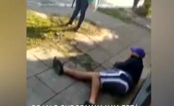 Robó, lo atraparon los vecinos y pidió perdón   Inseguridad