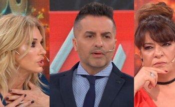 De Brito apagó el micrófono de Yanina Latorre por insultos   Canal 13