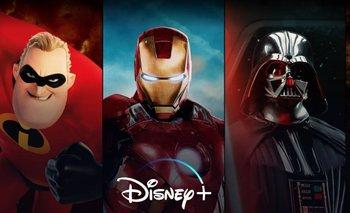 Es oficial: Disney Plus reveló su lanzamiento en Argentina | Cine
