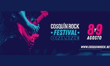 Cosquín Rock virtual: Todos los artistas que participarán | Música